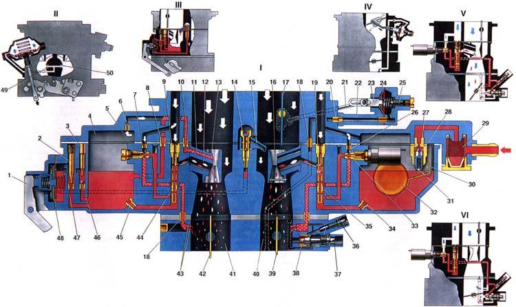 ЛАДА 2106 (ВАЗ 2106) Работа